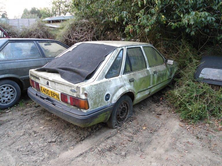 car scrappage service in Scotland